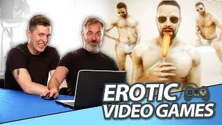 DADDY REACTS - EROTIC VIDEO GAMES
